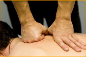 fist massage